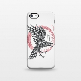 iPhone 5C  RAGNAR'S RAVEN by RAIDHO