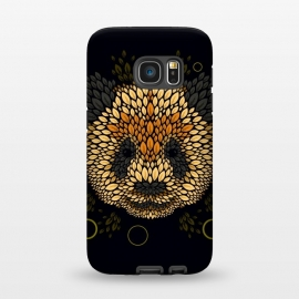 Galaxy S7  Panda face by Q-Artwork
