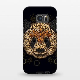 Galaxy S7 EDGE  Panda face by Q-Artwork
