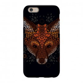 iPhone 6/6s  Fox Face by Q-Artwork