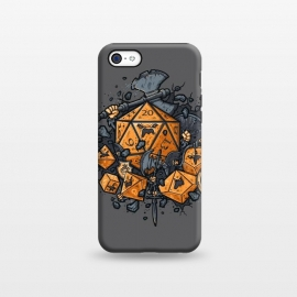 iPhone 5C  RPG United by Q-Artwork