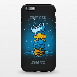 iPhone 6/6s plus  Cute Invaders by Q-Artwork