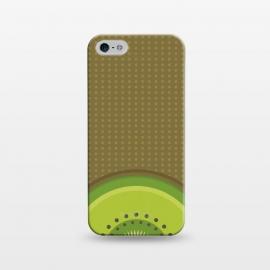 iPhone 5/5E/5s  Kiwi Pop by  (fruit,food,gourmet,citric,pattern,kiwi,minimalism,tropical,beach,fresh,summer,spring,party)
