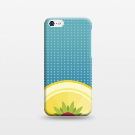 iPhone 5C  Blue Hawaii by Dellán