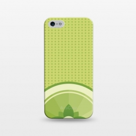 iPhone 5/5E/5s  Lemon Mojito by Dellán (lemon,lima,fruit,citric,beach,summer,spring,juice,green,fresh,minimalist,hipster)