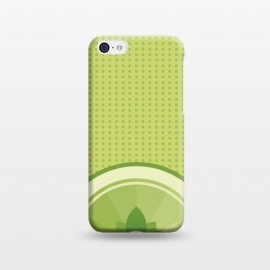 iPhone 5C  Lemon Mojito by Dellán (lemon,lima,fruit,citric,beach,summer,spring,juice,green,fresh,minimalist,hipster)