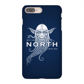 NORTH by RAIDHO (star wars,yoda,vikings,may the force be with you,parody,knotwork)