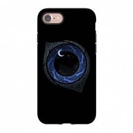 iPhone 8/7  MOONLIGHT ROUNDELAY ( Raven's Eye ) by RAIDHO