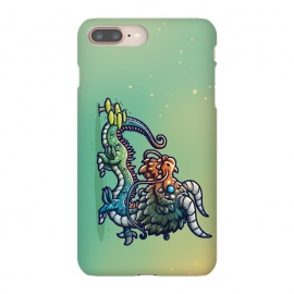 iPhone 8/7 plus  Cute Chinese Dragon by  (dragon,chinese,kawaii,cute,character design,monster)