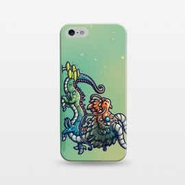 iPhone 5/5E/5s  Cute Chinese Dragon by Q-Artwork (dragon,chinese,kawaii,cute,character design,monster)