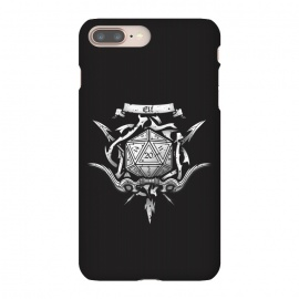 iPhone 8/7 plus  Elf Crest by  (dnd,dungeons and dragons,adventure,rpg,role play,gaming,gamer,d20,critical hit,game)