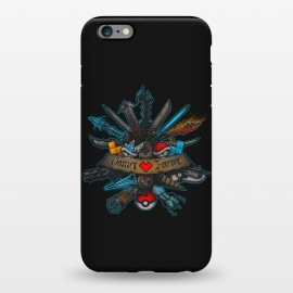 iPhone 6/6s plus  Gamer Forever by Q-Artwork