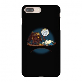 iPhone 8/7 plus  LOST IN MORIA by  (SKULLPY,POKEMON,LOTR,LORD OF THE RINGS,BALROG,SNORLAX, MORIA,JOKE, FUNNY, GANDALF,PARODY, MASHUP)