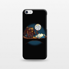 iPhone 5C  LOST IN MORIA by SKULLPY (SKULLPY,POKEMON,LOTR,LORD OF THE RINGS,BALROG,SNORLAX, MORIA,JOKE, FUNNY, GANDALF,PARODY, MASHUP)