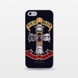 iPhone 5/5E/5s  SATELLITE FOR DESTRUCTION by SKULLPY