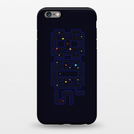 iPhone 6/6s plus  FEELING 80'S - PACMAN by SKULLPY