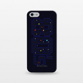 iPhone 5/5E/5s  FEELING 80'S - PACMAN by SKULLPY
