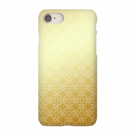 iPhone 8/7  Gold by Karim Luengo (gold,women,pattern,vector,geometric,fashion,abstract)