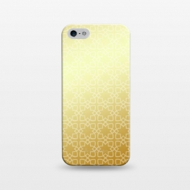 iPhone 5/5E/5s  Gold by Karim Luengo