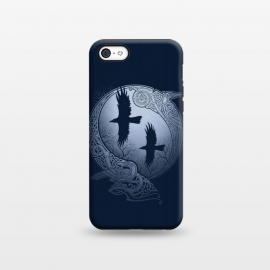 iPhone 5C  ODIN'S RAVENS by RAIDHO
