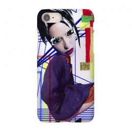 iPhone 7 SlimFit PAINTING275 by Claudio Parentela (CONTEMPORARY ART)
