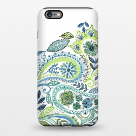 iPhone 6/6s plus  Watercolour Paisley by Laura Grant