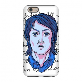 iPhone 6/6s  MCCARTNEY by Ilustrata