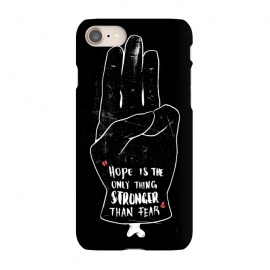 iPhone 7 SlimFit Hunger Games by Ilustrata (hunger-games , mockingjay , katniss , the-hunger-games , katniss-everdeen , catching-fire , peeta , peeta-mellark , district-12 , district12 , the-hungergames , mockingjays , hunger-game , thehungergames , team-katniss , fire , phrase , phrases , lettering , hands , handlettering)