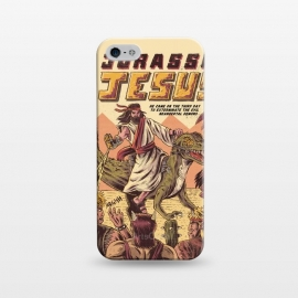 iPhone 5/5E/5s  JURASSIC JESUS by Ilustrata