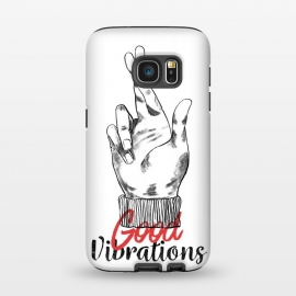 Galaxy S7  Good Vibrations by Ilustrata
