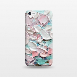 iPhone 5C  Spring Blooming by Ann Marie Coolick (cherry blossoms,pink,spring,painting,flowers,floral,bouquet,sakura)