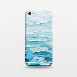 iPhone 5C  Pacific Shore by Ann Marie Coolick
