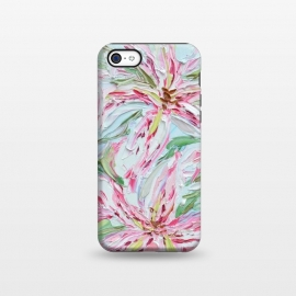 iPhone 5C  Stargazer Bouquet by Ann Marie Coolick