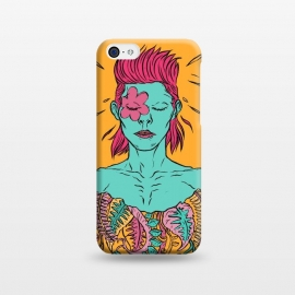 iPhone 5C  Bowie by Ilustrata