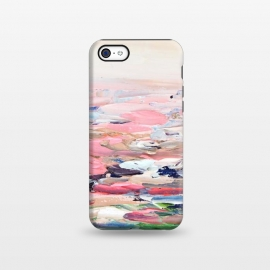 iPhone 5C  Pink Sunset by Ann Marie Coolick