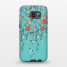 Galaxy S7 EDGE  Floral Dilemma by Uma Prabhakar Gokhale