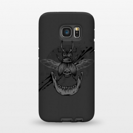 Galaxy S7  Beetle jaw by Lucas Dutra