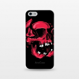 iPhone 5/5E/5s  broken skull by