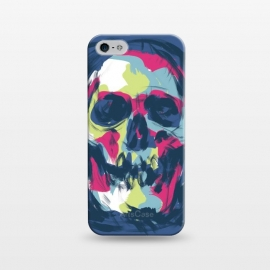 iPhone 5/5E/5s  Paint by Lucas Dutra (paint,color,calavera,calaca,colorful)