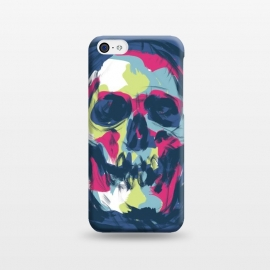 iPhone 5C  Paint by Lucas Dutra (paint,color,calavera,calaca,colorful)