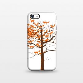 iPhone 5C  Blazing Fox Tree by 38 Sunsets