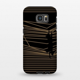 Galaxy S7 EDGE  Cats & Blinds by Vó Maria
