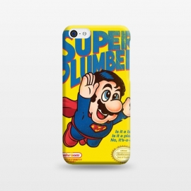 iPhone 5C  Super Plumber by Vó Maria