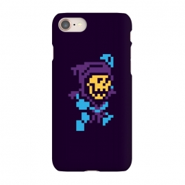 iPhone 7 SlimFit Skeletor by Vó Maria (skeletor,he-man,heman,nostalgia,tv,television,cartoon,80s,90s,villain,hero,greyskull,castle,she-ra,battle, cat)