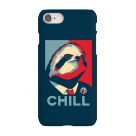 iPhone 8/7  Sloth For President by Grant Stephen Shepley