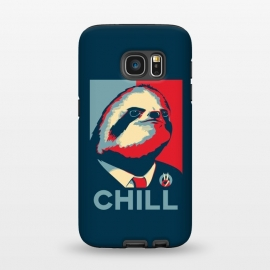 Galaxy S7  Sloth For President by Grant Stephen Shepley