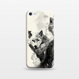 iPhone 5C  Wolf by 38 Sunsets