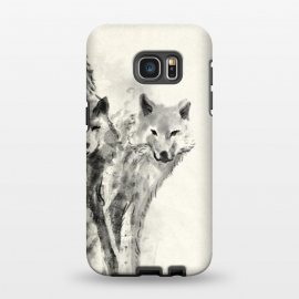 Galaxy S7 EDGE  Wild Wolf by 38 Sunsets