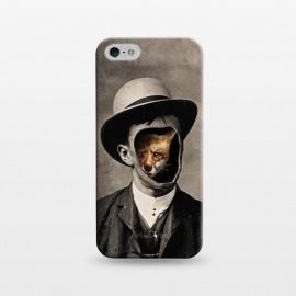 iPhone 5/5E/5s  Gentleman Fox by 38 Sunsets