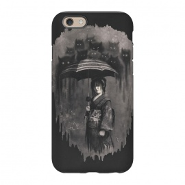 iPhone 6/6s  Lady Rain by 38 Sunsets